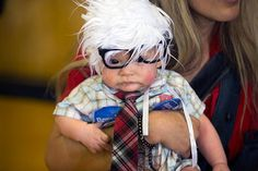 Bernie Baby, the cheerful toddler who won the affections of people of all political stripes after his mom posted photos on social media of him greeting Democratic presidential candidate Bernie Sanders in a lookalike white-haired wig, oversized glasses and plaid tie, has died of Sudden Infant Death Syndrome.