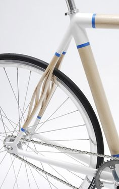Bamboo Frame, Awesome Seat Stays