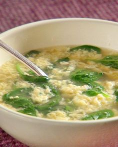Stracciatella Soup Recipe