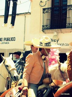 Mexican Charro, from my blog gdlstreets.com