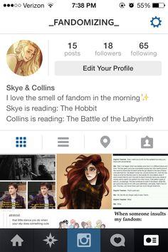 Please follow my account on Instagram ;D