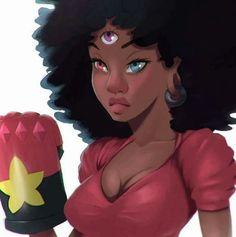 Fnaf, My Little Pony, Black Characters, Goddess Art, 3rd Eye, African American Art, Disney Cartoons, Black People, Black Is Beautiful