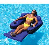 Found it at Wayfair - Swimline Ultimate Floating Pool Lounger