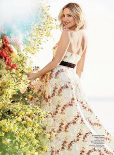 Kate Hudson InStyle May 2016