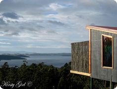 Woodbridge Hill Hideaway Cabin, Tasmania, Australia - Photography by Kirsty Girl