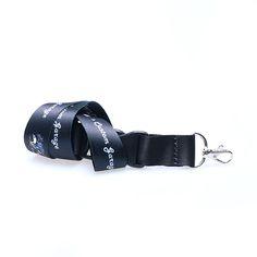 Promoschlüsselbänder Material: Polyester Breite: 25mm Druck: Fotodruck Verschlüsse: Standard Clip: Kunststoff Mikey's Custom Garage