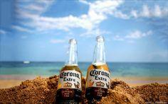 Corona Extra Beer Wallpaper