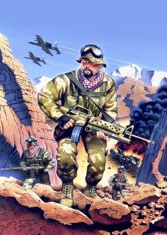 British SAS in Iraq, First Gulf War