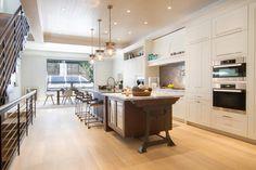 Private Residence - Philadelphia, PA transitional-kitchen