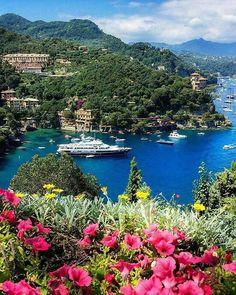 """Portofino - Italy photography by tag friends below 👇👇 Italy Vacation, Italy Travel, Vacation Spots, Vacation Destinations, Places To Travel, Places To See, Wonderful Places, Beautiful Places, Portofino Italy"