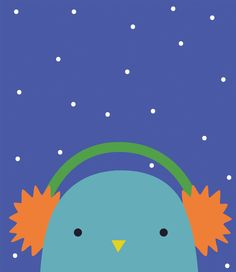 Billy the Penguin by Sugar and Sloth - https://www.etsy.com/uk/listing/243713910/billy-the-penguin-card?ref=shop_home_active_17  illustration, print, art, greetings card, cute, kawaii