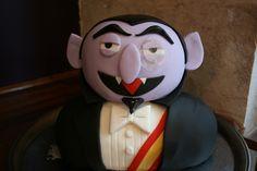 ONE awesome cake...ha ha ha!
