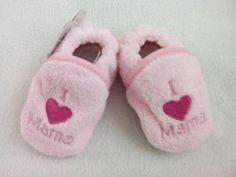 cb0f8fa251e783 Säuglingsschuhe in rosa und blau 0-12 Monate in Nordrhein-Westfalen -  Heimbach
