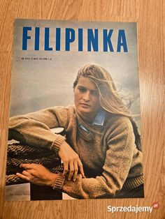Czasopismo Filipinka Warszawa - Sprzedajemy.pl National Geographic, Cover, Books, Libros, Book, Book Illustrations, Libri