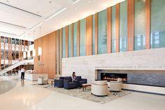 Duke Cancer Center, Tsoi/Kobus & Associates; Cooper Robertson & Partners, Durham, N.C.