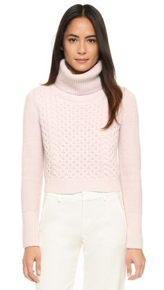 Club Monaco Leala Sweater via @maryorton