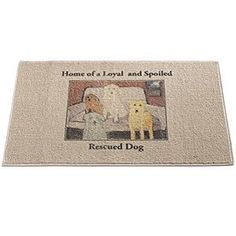 Rude, Funny & Animal Themed Doormats