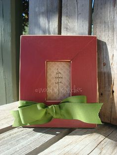 cute Christmas primitive stitching - would be adorable as a neighbor gift!