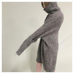 Cozy Dress E65