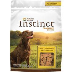 Grain Free Dog Biscuits