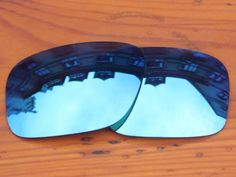 replacement lenses oakley holbrook xiur  Ice Blue Mirror Polarized Replacement Lenses For-Oakley Holbrook LX  Sunglasses