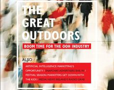 IMJ June 2016 Advertising Industry, The Marketing, Optimism, The Great Outdoors, Irish, June, Journal, Writing, Irish Language