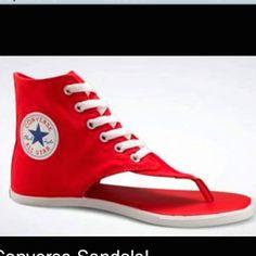 Converse flop flops
