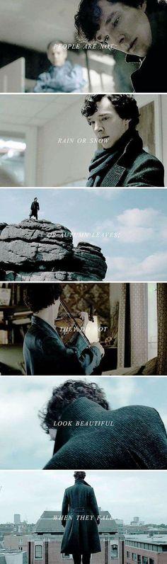 Sherlock FEEELLLLLS