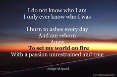 Reborn again and again and again ...