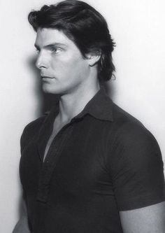 Christopher Reeve - Superman Actor endured great life challenges with incredible grace and courage Christopher Reeve Superman, Kevin Spacey, Wow Photo, Brandon Routh, My Superman, Superman Actors, Actrices Hollywood, Christen, Good Looking Men