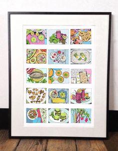 how-draw-food-20-tips-from-leading-illustrators - Digital Arts