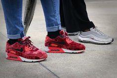 Sneakers women - Nike Air Max velvet