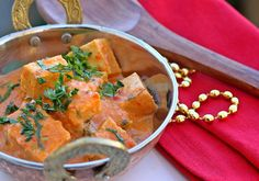<p>Healthy and vegan? Tofu and Indian flavors never looked so good together!</p>