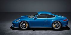 Porsche Made the GT3 Touring Package In Response to Crazy 911 R Prices