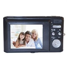 KINGEAR V700 2.4 Inch TFT Color LCD Screen 18MP 1080 HD Anti-shake Smile Capture Digital Video Camera With 6X Optical Zoom 6X Digital Zoom http://cameras.henryhstevens.com/shop/kingear-v700-2-4-inch-tft-color-lcd-screen-18mp-1080-hd-anti-shake-smile-capture-digital-video-camera-with-6x-optical-zoom-6x-digital-zoom/ https://images-na.ssl-images-amazon.com/images/I/51PkRZ0SeZL.jpg