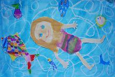 Sommer, Kunstunterricht Grundschule,Anke Kremer