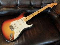 Vintage Fender 1966' Stratocaster