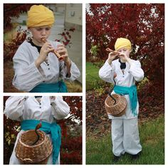 Free Time Frolics: {No Sew} Snake Charmer Costume