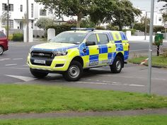 Police Uniforms, Emergency Vehicles, Ford Ranger, Great Britain, Irish, Van, Motorbikes, Irish People, Vans
