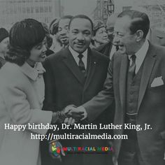 Happy birthday, Dr. King #MLK #MLKDay #MartinLutherKing