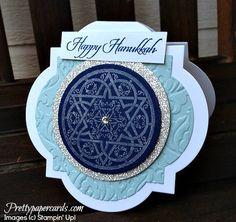 Happy Hanukkah Card! Happy Hanukkah Images, Diy Hanukkah, Hanukkah Cards, Hanukkah Decorations, Christmas Hanukkah, Hannukah, Christmas 2015, Winter Holiday, Xmas