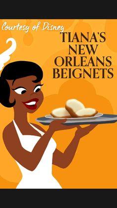 Fun Baking Recipes, Dessert Recipes, Cooking Recipes, Sweet Recipes, Beignet Recipe, Disney Dinner, Cute Desserts, Disney Food, Disney Recipes