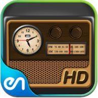 Radio Reloj Despertador HD para iPad, la mejor app con la que amanecer