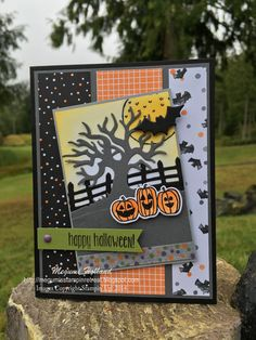Hello Stampers! Here is one of the projects we are making in my Card Club workshops this month. I am not sure about you but I love all t...