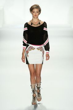shoes from the runways of 2014   Rebecca Minkoff Spring 2014 runway shoe collection 2