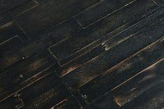 "MyWoodWall 'Deep Space"" wood wall panels Wood Panel Walls, Wood Paneling, Wood Wall, Wall Outlets, Deep Space, Easy Install, Real Wood, Hardwood Floors, Easy Diy"