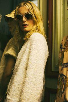 Sonia Rykiel SS14. http://www.dazeddigital.com/fashion/article/17384/1/sonia-rykiel-ss14