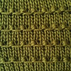 Andalusian Stitch knits and p