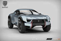 The Zarooq Sand Racer Will Cost You $100,000