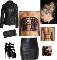"""Keatyn Club Outfit"" by shandrich on Polyvore"